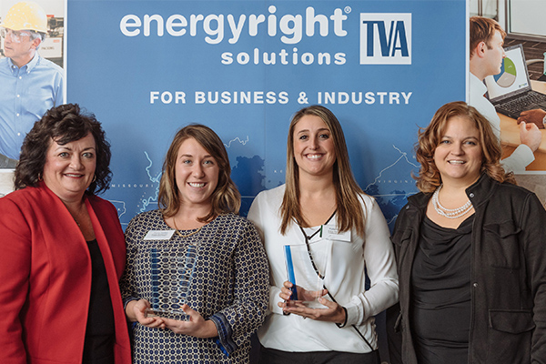 EMC named Tennessee Valley Authority Top Performing Preferred Partner