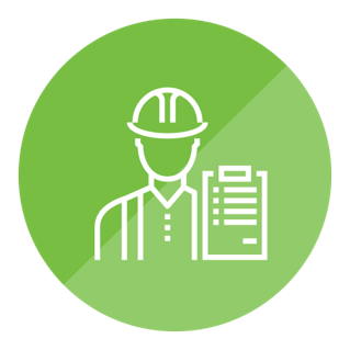 person working icon