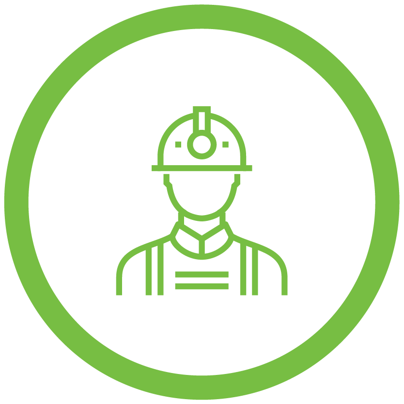 maintenance person icon